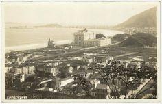 Copacabana na década de 1920