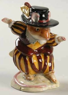 Royal Doulton Brambly Hedge Figurines Pottery, Porcelain & Glass