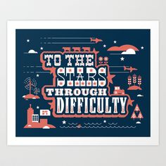 Kansas Art Print by Luke Bott - $22.88 @Aaron Abbott