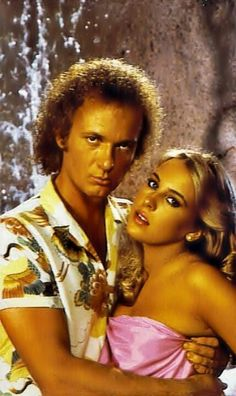 General Hospital .. Luke and Laura. My friend Karen and I were glued to the tv this summer!