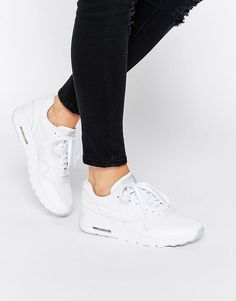 reputable site 4fdf1 5d927 Nike Fibreglass Air Max Ultra Essentials Trainers at asos.com