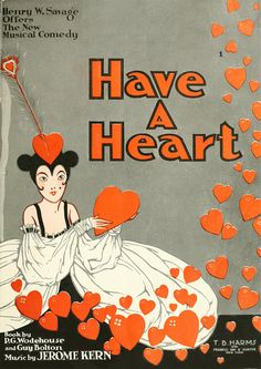 Have A Heart Sheet music cover