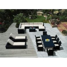 Create A Backyard Oasis Climbing Roses Patios And Chaise Lounges - Good housekeeping patio furniture