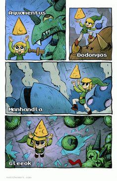 Legend of Zelda: Link's Quest for Wisdom Pt. 1