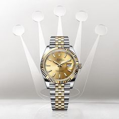 The new Datejust, featuring an updated design in a 41 mm case and the new Rolex calibre 3235. The Datejust is the archetype of the classic watch. Aesthetically, it has spanned eras while retaining the enduring codes that today still make it one of the most recognized and recognizable of watches.
