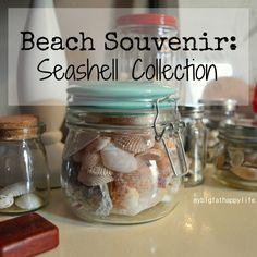 Beach Souvenir: Seas