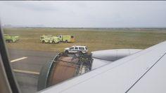 Incident aviatic: Motorul unui Boeing 777-200 United s-a dezintegrat în zbor