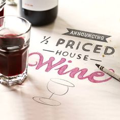 Introducing Half Priced House Wine! http://macaronigrill.com/house-wine #MacGrillHalfPriceWine @Macaroni Grill