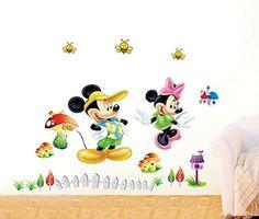 Home & Garden Rational Diy Vinilos Paredes 7 Choices Cartoon Mirror Kitchen Bathroom Wall Stickers Home Decoration Wardrobe For Kids Rooms Kindergarten Wall Stickers