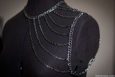 How to make your own chain harness