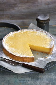 "From ""@raymond_blanc: This is one of my favourite desserts ,my #Lemon tart recipe . I hope you enjoy."""