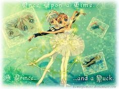 Mythos & Duck - Princess Tutu