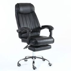 High Quality Lazy Leisure Chair Household Reclining Office Computer Chair  Beauty Chair Can Lift Rotate Chair