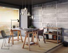 Arrangement - Loft Concrete