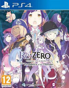 Subaru, Anime English Dubbed, Jrpg Games, Spike Chunsoft, My Christmas List, Nintendo Switch Games, Anime One, Re Zero, News Games