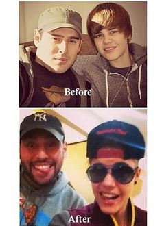 Scooter and Justin, they havent changed<3