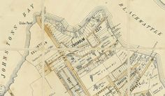 Glebe, Camperdown, Newtown, Macdonaldtown & Darlington, 1886