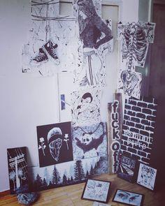 ☯️☯️@toomyz1 ☯️☯️ Photo Wall, Frame, Instagram, Home Decor, Picture Frame, Photograph, Decoration Home, Room Decor, Frames