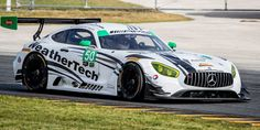 Riley Motorsports and WeatherTech will wave the flag for the AMG GT3 in IMSA.