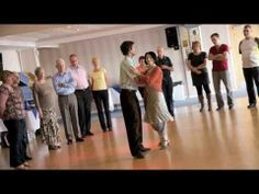 ▶ Argentine Tango for complete beginners in Torquay, Devon at TLH Leisure Resort - YouTube