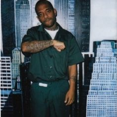 Rare photo of Prodigy from Mobb Deep
