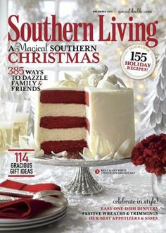 Southern Living Magazine - December 2013