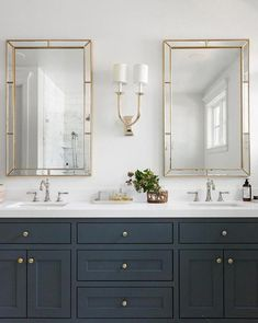Bathroom decorating for the master bathroom renovation. Learn master bathroom organization, master bathroom decor opinions, bathroom tile opinions, bathroom paint colors, and more. Diy Bathroom Vanity, Diy Vanity, Bathroom Styling, Bathroom Storage, Bathroom Interior, Bathroom Ideas, Bathroom Organization, Bathroom Inspiration, Bath Ideas
