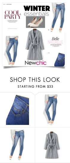 """""""#Newchic"""" by kristina779 ❤ liked on Polyvore featuring polyvorefashion and polylove"""