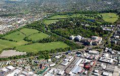 Christchurch (Nowa Zelandia) – Wikipedia, wolna encyklopedia
