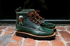 YUKETEN NATIVE MAINE GUIDE BOOT