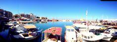 Kyrenia Harbour northern Cyprus
