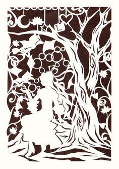 Lotus_commission for Mirvashe by TessaChen on DeviantArt