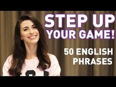 50 COMMON ENGLISH PHRASES - YouTube