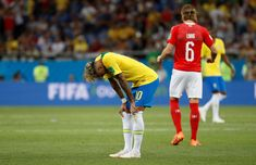 For Brazil a Disappointing Start to World Cup