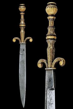A beautiful dagger, France 16th century.