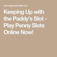 Want some luck of the Irish when playing an online slot? Then you should be heading over to Keeping Up with the Paddy's a supremely fun slot from Cayetano Gaming! Free Slot Games, Free Slots, Luck Of The Irish, Slot Online, Keep Up, Play