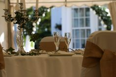 Bude, Table Decorations, Wedding, Home Decor, Mariage, Room Decor, Weddings, Home Interior Design, Decoration Home