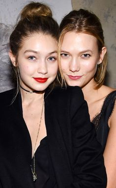 You're Doing It Wrong: Lip Liner Ain't Like It Used to Be—It's Better  Gigi Hadid, Karlie Kloss
