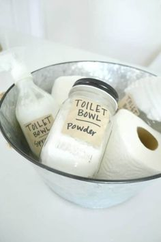 Natural Toilet Bowl Cleaners #naturalcleaner #naturalcleaningproducts #naturalcleaning #toiletbowl