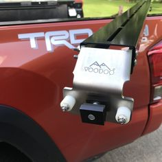 Toyota Tacoma Reversible Crossbar (fits years 2005 and up) — KB Voodoo Fabrications Toyota Tacoma Accessories, Truck Bed Accessories, Tundra Trd, Toyota Tundra, Tacoma Toyota, Tacoma Truck, Honda Ridgeline, Classic Car Insurance, Nissan Titan