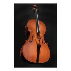 Cello Poster - decor gifts diy home & living cyo giftidea