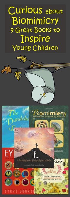 9 Nature Books Perfect for Biomimicry
