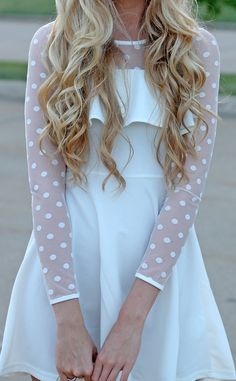 Polka Dot Dress.. Link in post <3