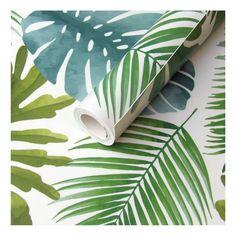 Alfombra vinilo impreso para cocina Tropical 3 tamaños