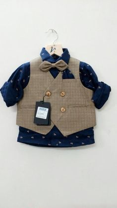 Kids Ethnic Wear, Kids Clothing, Clothes For Women, Baby Boy Dress, Kids Fashion Boy, Kids Wear, I Dress, Kids Boys, Boy Outfits