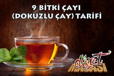 9 Bitki Çayı