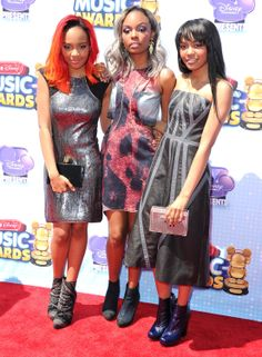 McClain -- Most Stylish Celebs at the 2014 Radio Disney Music Awards   Twist #RDMAs