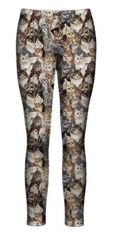 Cats Leggings from Beloved Shirts