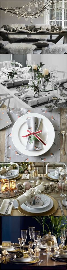 31 best christmas dining table images christmas tabletop harvest rh pinterest com