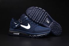 NIKE AIR MAX 2017 MEN'S SZ 11 usa RUNNING SHOE navy blue #MensSneakers #Sneakers Adidas Shoes, Adidas Nmd, New Nike Air, Cheap Nike Air Max, Cheap Air, Nike Men, New Jordans Shoes, Air Jordan Shoes, Air Jordans